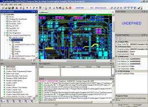 Scan Navigator Boundary Scan Software