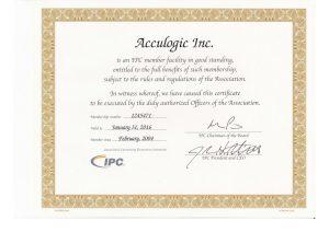 IPC Zertifikat